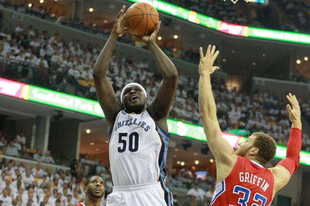 Zach Randolph's Macho Man Routine Gives Grizzlies the Edge They Need