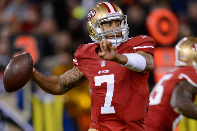 San Francisco 49ers: Colin Kaepernick Is Good, Should Alex Smith Be Benched?