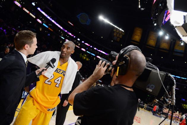 Breaking Down the NBA Age Curve and Where Kobe Falls in the Matrix
