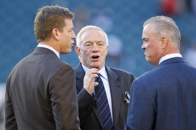 Why the Dallas Cowboys Need to Tear Down Foundation and Start over