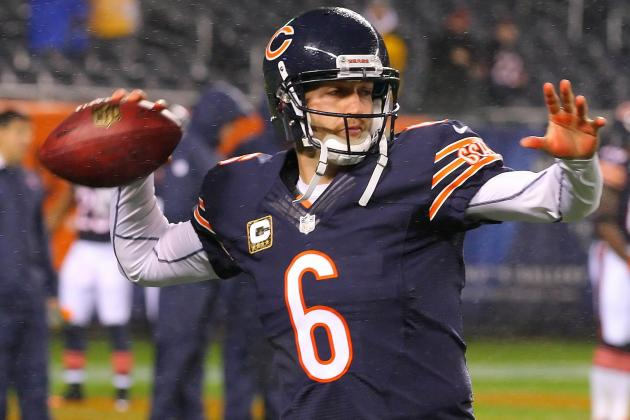 Jay Cutler Looking Good for Sunday Against Minnesota Vikings