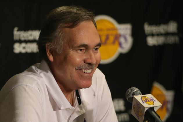 Lakers News: Coach Mike D'Antoni's Lakers Debut Still Up in the Air