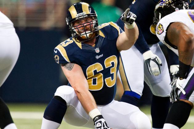 Rams to Activate Scott Wells from Injured Reserve