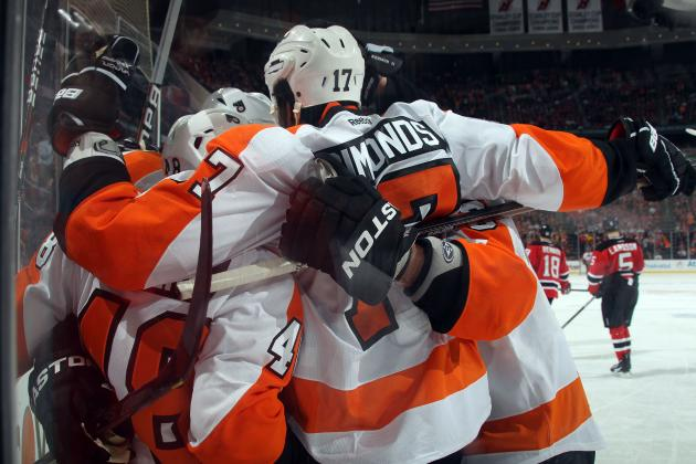 Why Philadelphia Flyers Could Have Won the 2012 Cup without Injuries
