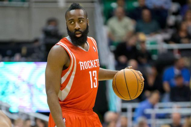 Why James Harden Is Thriving in Houston