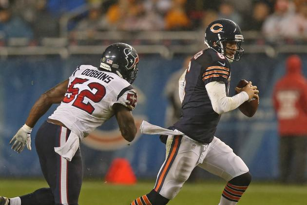 No Need to Panic, Chicago Bears Will Be Just Fine When Jay Cutler Returns