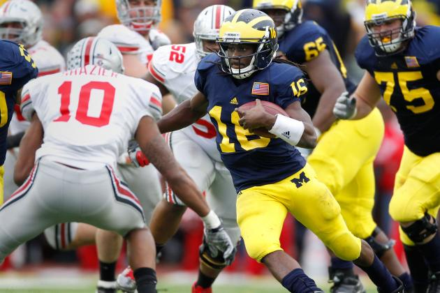 Michigan vs. Ohio State: TV Schedule, Live Stream, Radio, Game Time and More