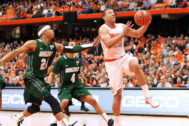 Syracuse Basketball: Will Light Preseason Slate Have Orange Ready for Big East?