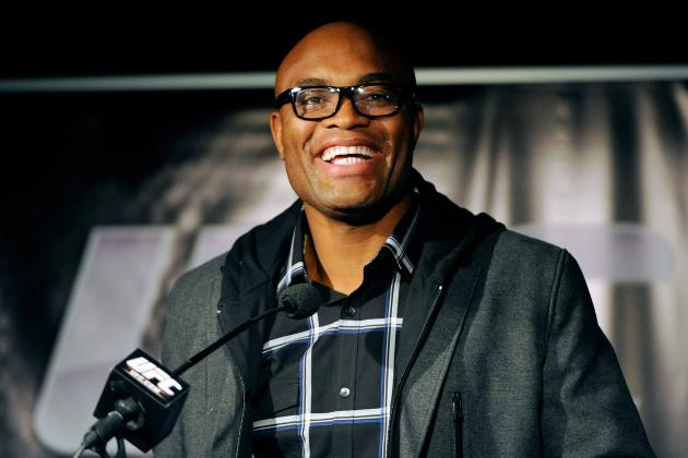 GSP's Trainer Wants Anderson Silva 'Weakened' at 170 Pounds for Superfight