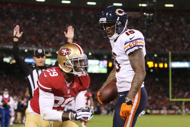 Re-Assessing Chicago Bears' Playoff Seed Odds After Loss to 49ers