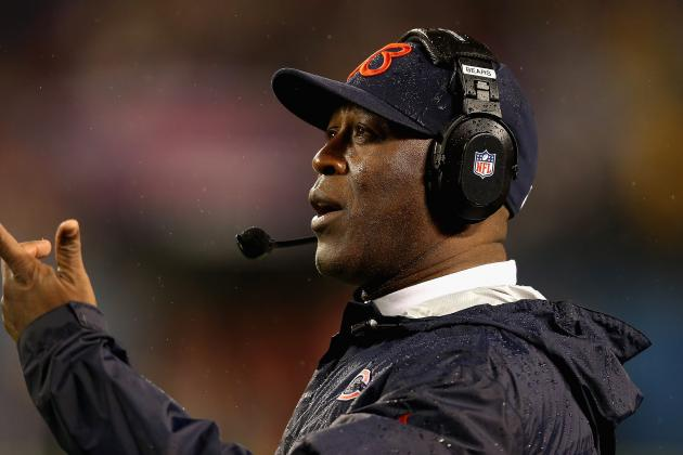 Is Lovie Smith Feeling Heat Despite 7-3 Record?
