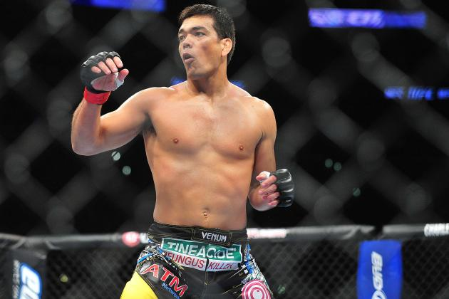 Report: Dan Henderson vs. Lyoto Machida Has Been Moved to UFC 157
