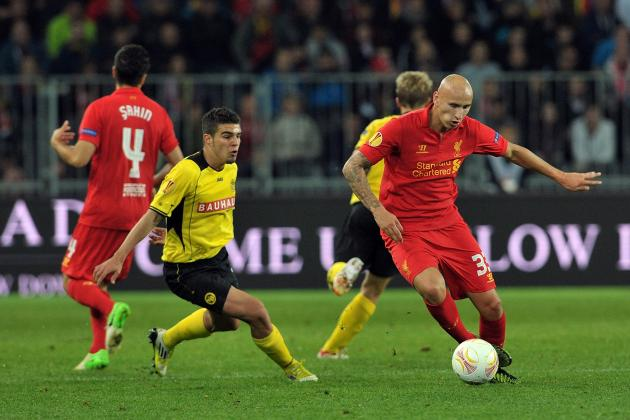 Liverpool vs. Young Boys: Europa League Preview and Prediction