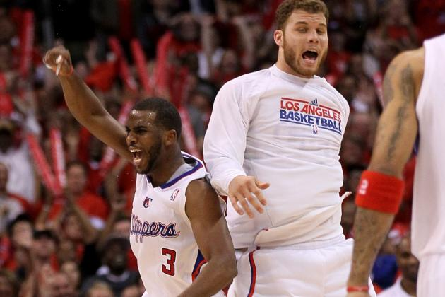 Why Chris Paul's Future with Los Angeles Doesn't Depend on Blake Griffin