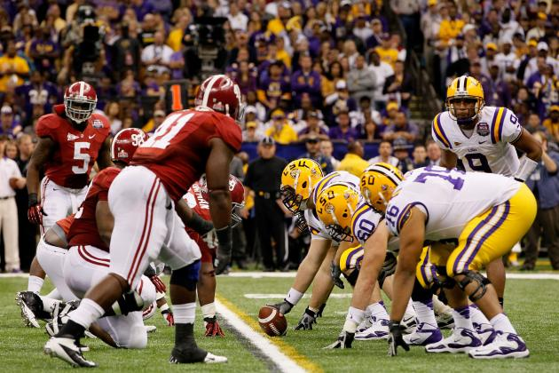 SEC vs. SEC in the BCS Title Game Again? A Second Helping That's Within Reach