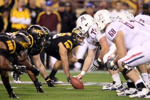 Arizona State vs. Arizona: TV Schedule, Live Stream, Radio, Game Time and More