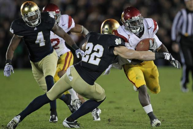 Notre Dame vs. USC: TV Schedule, Live Stream, Radio, Game Time and More