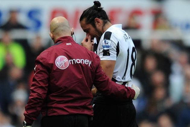 Newcastle Ace Jonas Gutierrez Set for Europa League Return