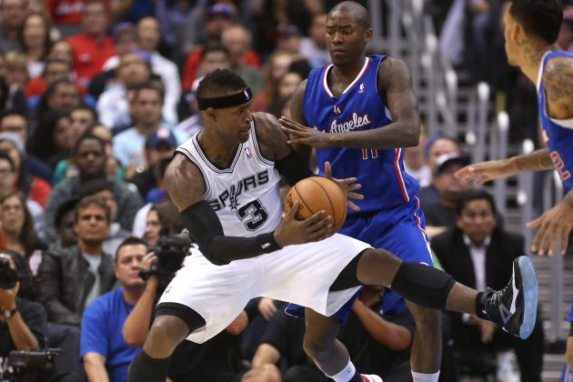 Stephen Jackson Injury: Updates on Spurs Star's Finger