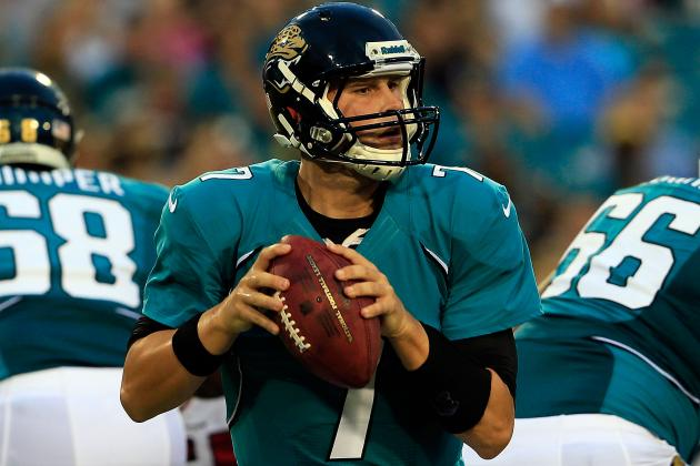 Chad Henne: Realistic Fantasy Expectations for Jaguars QB in Week 12