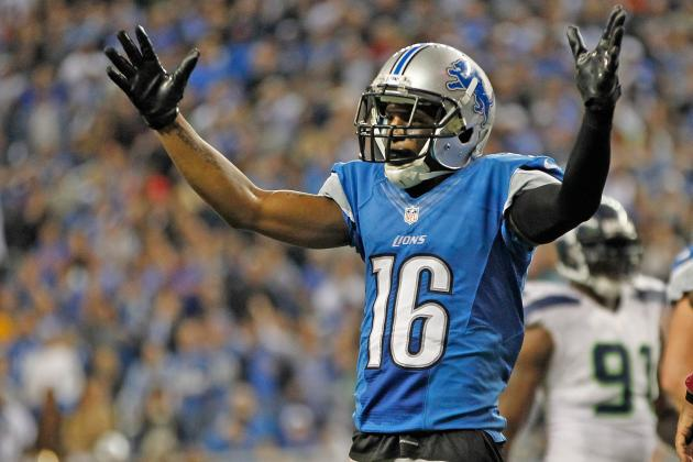 Titus Young's Suspension Raises a Red Flag in Detroit and More NFC North News