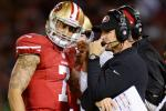 Harbaugh Mum on 49ers' Starting QB Moving Forward