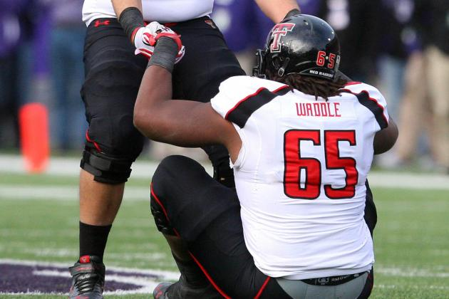 Waddle Injury Has Tech Shuffling Offensive Line