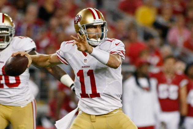 Alex Smith: Jim Harbaugh's Comments Won't Affect 49ers' Injured QB