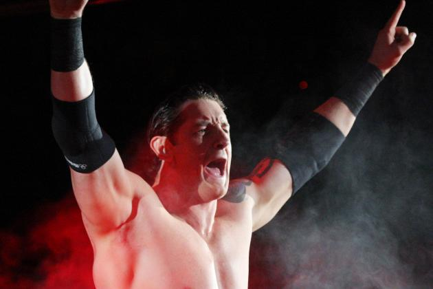 Wade Barrett: The Bare Knuckle Brawler's Unending Search for a Finisher
