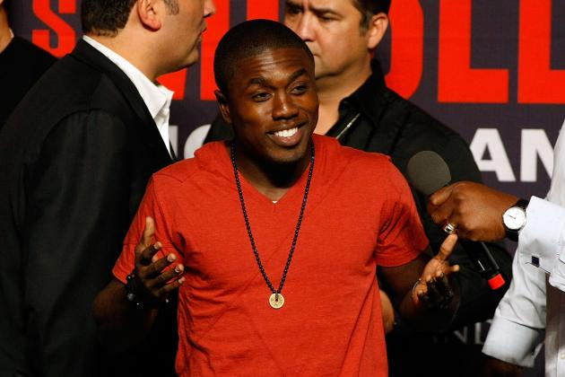 Andre Berto Looks to Overcome Adversity and Return to Boxing's Elite