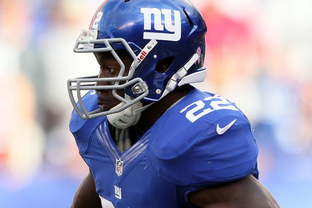 Giants' David Wilson Responds to Coaches' Comments