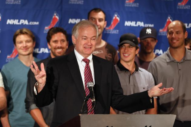 NHL Lockout: NHLPA Must Make New Proposal to Move CBA Talks Forward