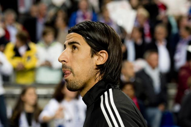 Real Madrid's Sami Khedira Wants to Fight Fire with Fire at City