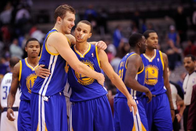 Curry Has Best Game as a Pro in Win over Dallas