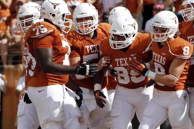 Texas Longhorns vs. TCU Horned Frogs: Betting Odds, Preview and Pick