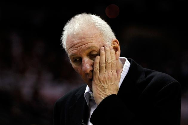 Gregg Popovich Called Spurs 'An Embarrassment' After Loss to Clippers