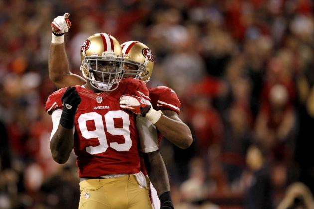 Aldon Smith Flexes His Muscles on the Way to 5.5 Sacks and More NFC West News