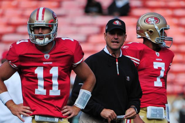 Debate: Who Should Be the 49ers' Starting QB?