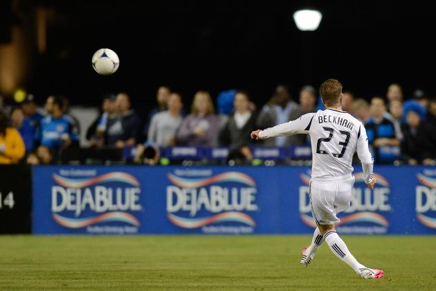 David Beckham: Is He MLS's Most Important Player Ever?