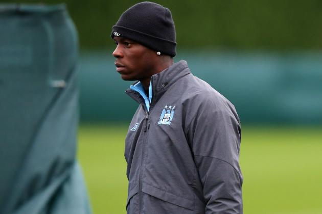 Mario Balotelli Warned by Roberto Mancini That Time Is Running out