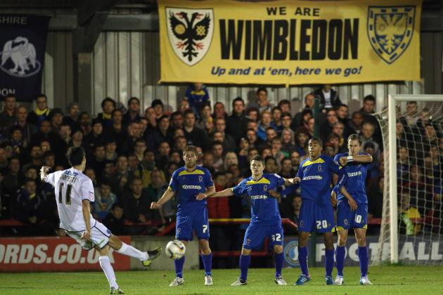 AFC Wimbledon Fans Must Not Boycott the MK Dons FA Cup Clash