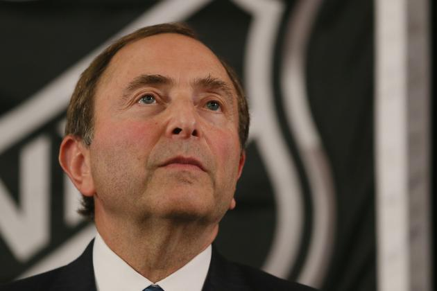 NHL Lockout: Players Harsh Opinions of Bettman Not Helping Anyone