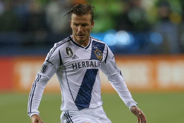 Beckham Leaving LA Galaxy After Title Game