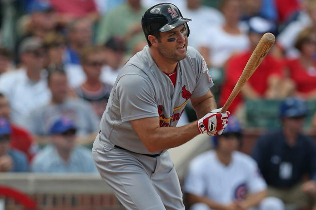 Lance Berkman Has Been Contacted by the Red Sox, Rays, Phillies and Astros
