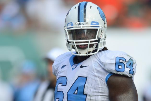 UNC's Jonathan Cooper Named Outland Trophy Finalist