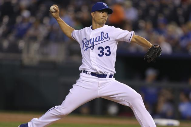 Royals Re-Sign Jeremy Guthrie to 3-Year Deal