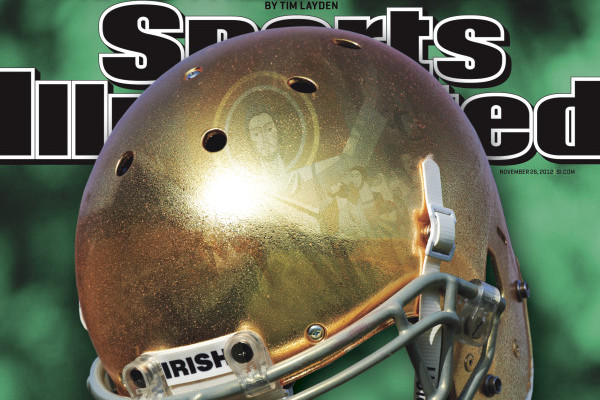 Irish Featured on SI Cover