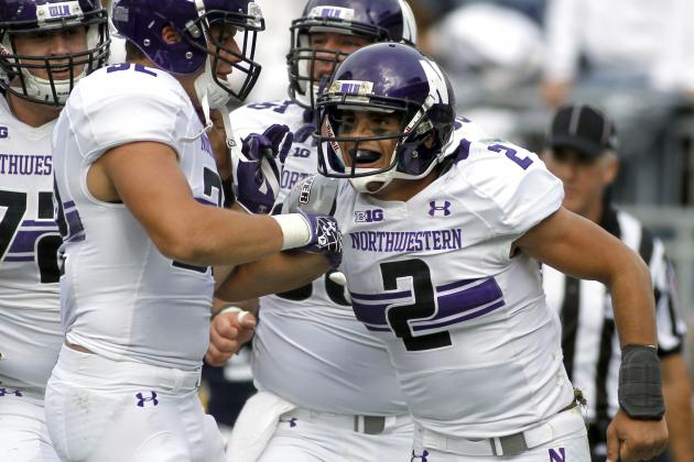 Colter, Mark Expected to Play for Northwestern