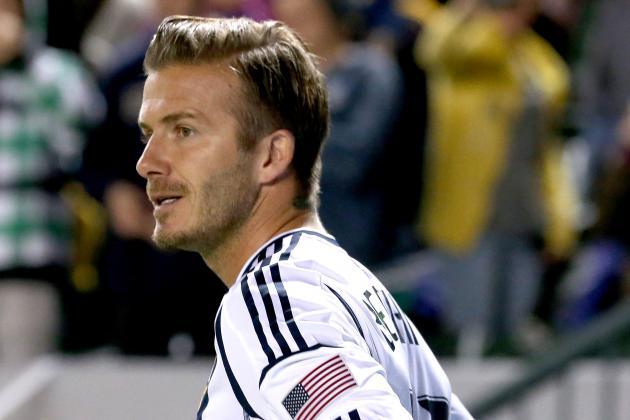 David Beckham Leaving LA Galaxy: Why Becks Couldn't Change the MLS