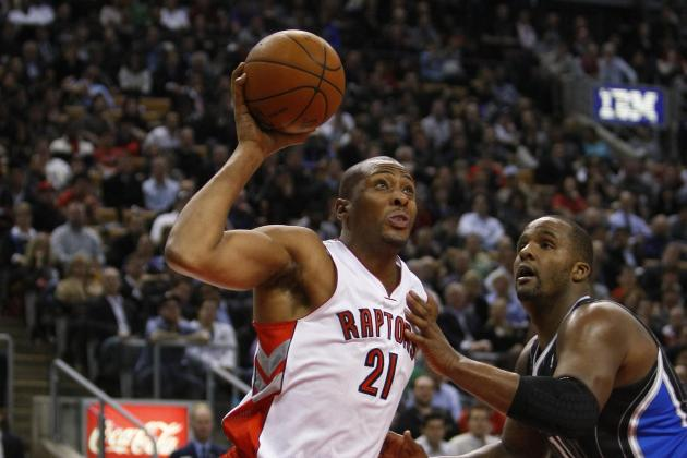 Raptors Name Jamaal Magloire Basketball Development Consultant